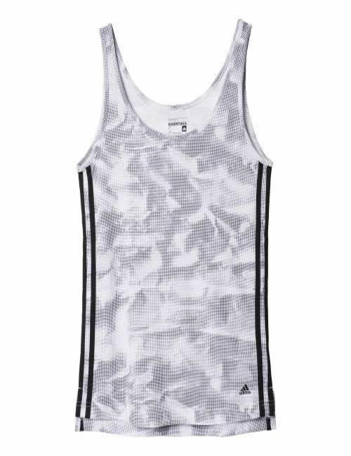 3bd9a6484ff2 Women s Adidas Vest - Paperprint Tank Top