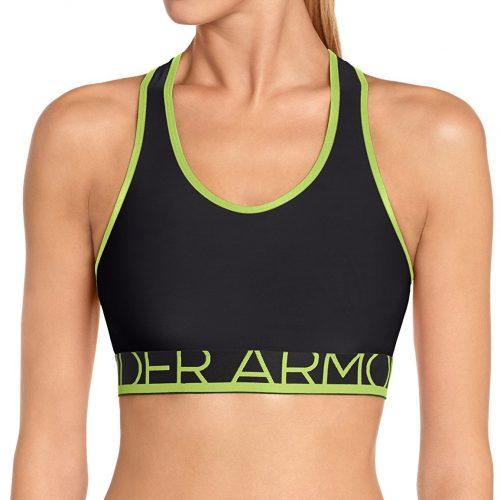2583a742b2 Women s Under Armour Sports Bra – Gotta Have It – Black   Yellow