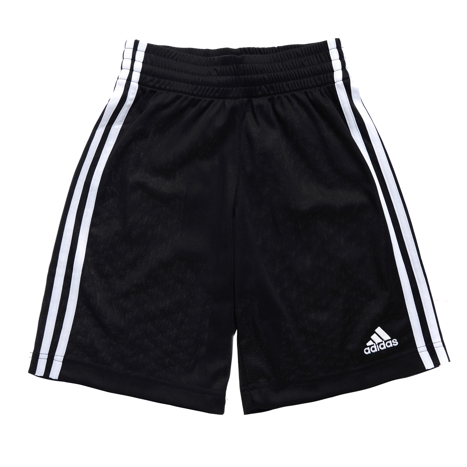 70fb3272c8 Boy's Adidas Shorts - Commander Basketball Shorts - Black ...