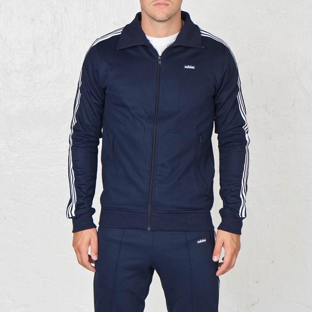 Men's Top NavyActivewear Beckenbauer Jacket Adidas Og Track SMUzqVp