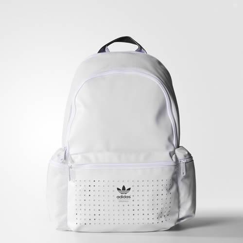 6b862827b2ff Adidas Originals Bag - Tennis Backpack - White