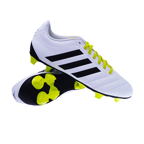 new style bfea5 20d0d Mens Adidas Boots - Goletto Football Boots - White  ACTIVEWE