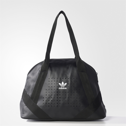 674865987e54c Women's Adidas Originals Bag - Bowling Bag - Black | ACTIVEWEAR ...
