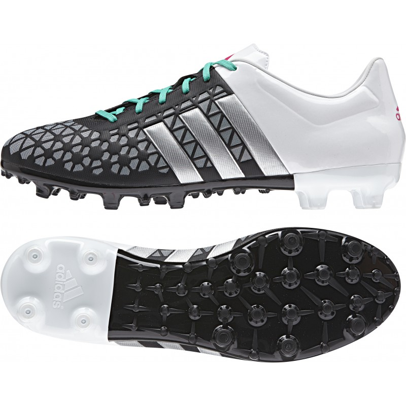 bb25d76be08 Men s Adidas Boots - Ace 15.3 Firm Ground  AG Football Boots - Black ...