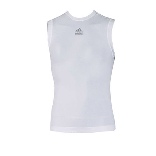 cf11aeadd188a Mens Adidas Vest - TechFit Performance Sleeveless Climacool Compression T  Shirt