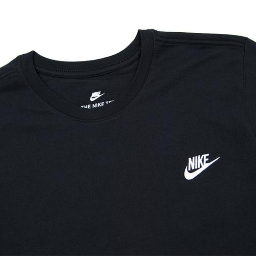 Men's Nike T-Shirt - Nike Futura Tee - Black-827021-010