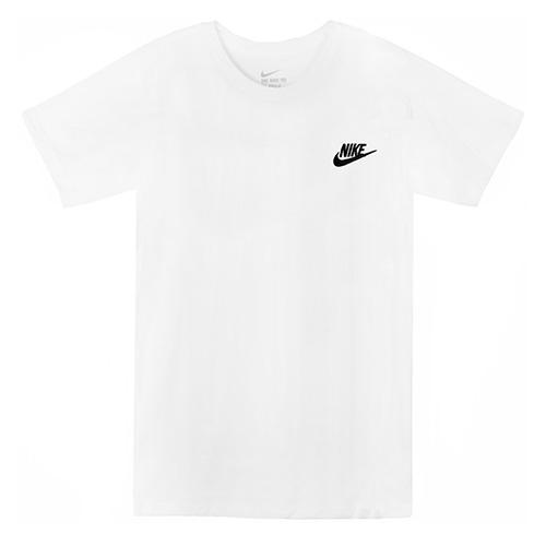 9013b1bc Men's Nike T-Shirt - Nike Futura Core Tee - White | ACTIVEWEAR ...